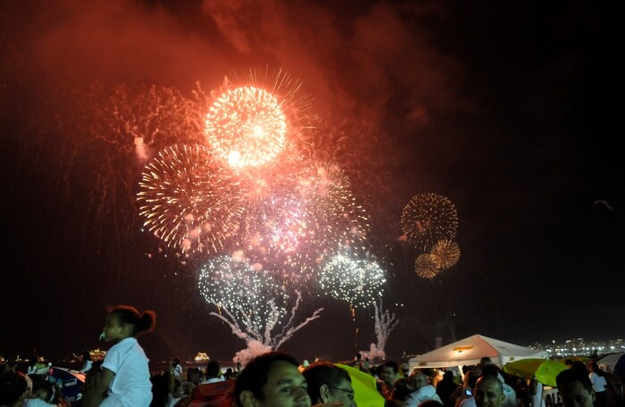Brazil New Year's Eve 2019