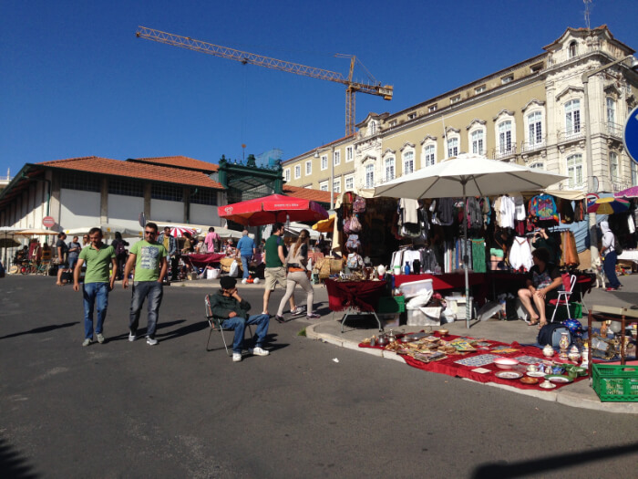 Bryggerekka Flea Market