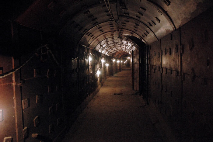 Bunker 42 Museum