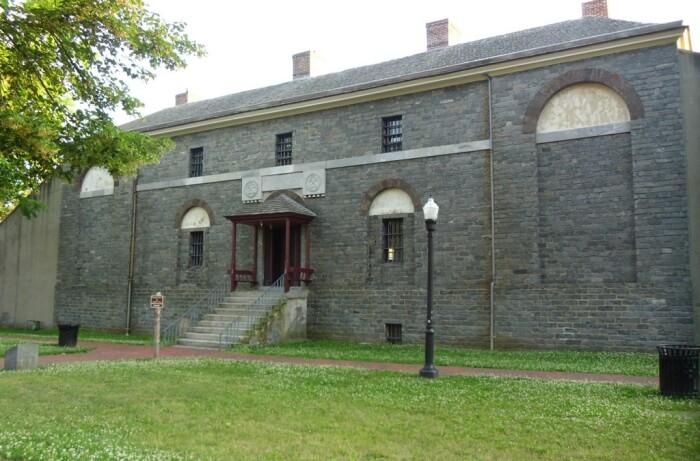 Burlington County Prison