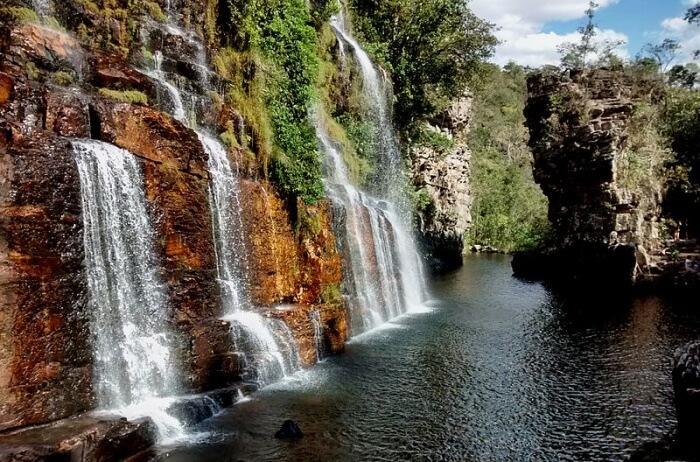 Cachoeira Almécegas