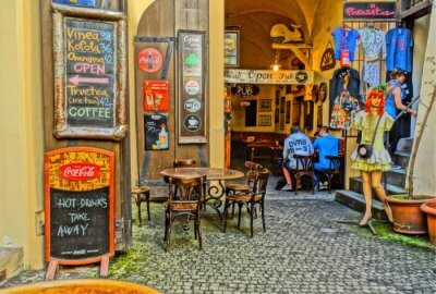 Cafes In Prague