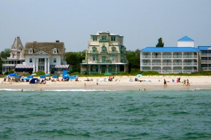 Cape May City Beach