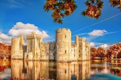 Castles in United Kingdom