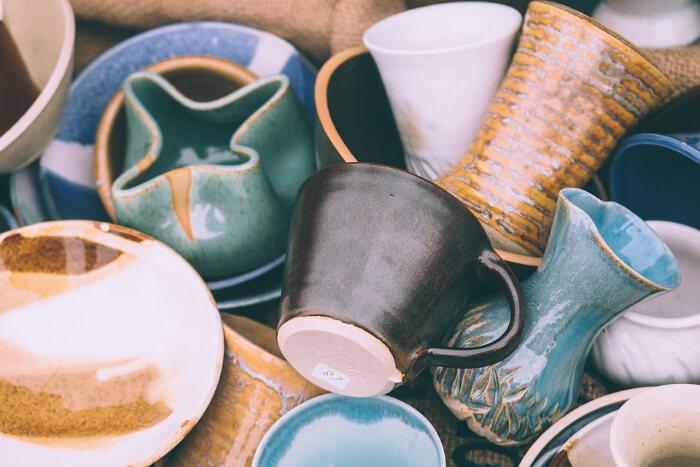 Ceramics in Goreme