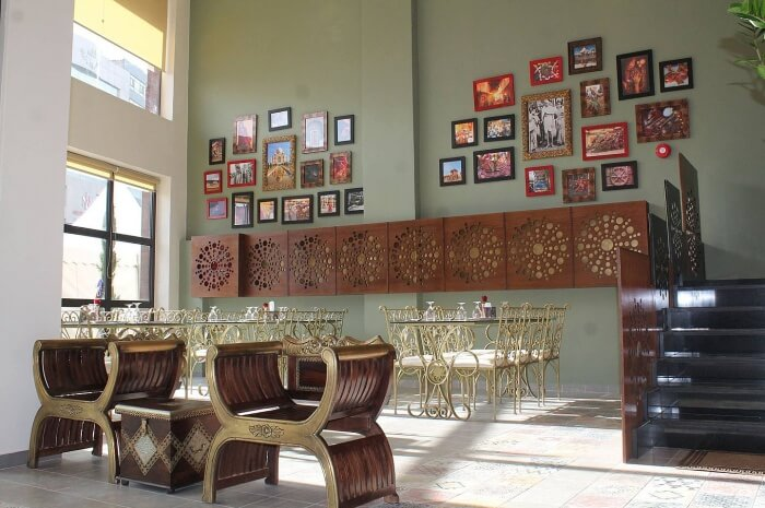 Chapatti Restaurant