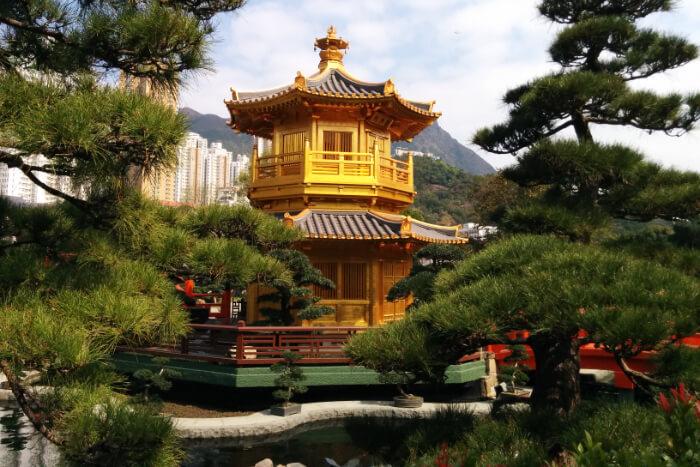 Chi Lin Convent