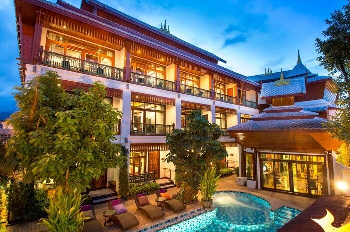 Chiang Mai 4 star hotels