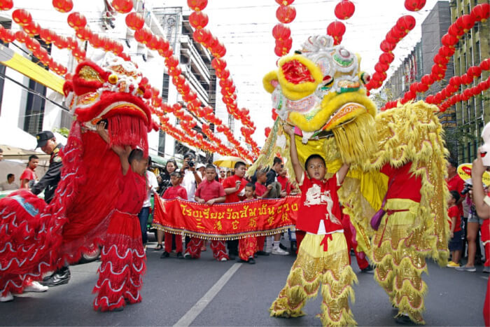 Chinese New Year Celebrations In Auckland