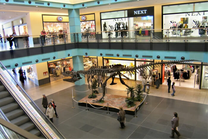 Chodov Shopping Centre