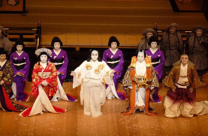 dance form of Japan