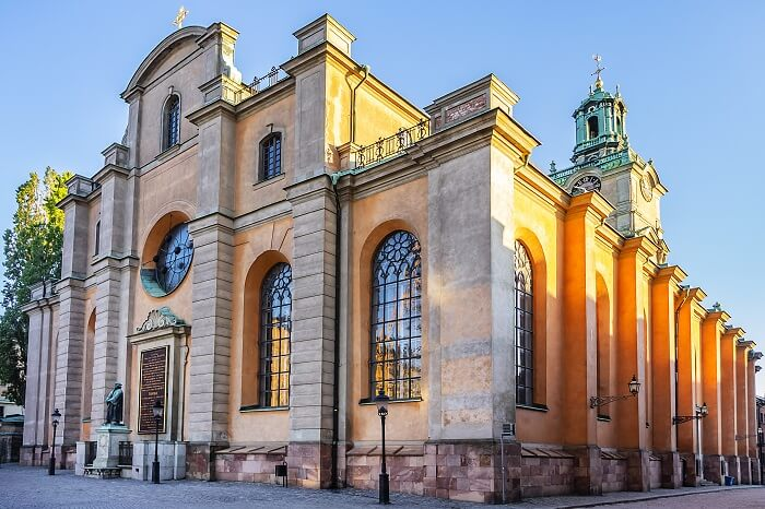 Churches In Stockholm