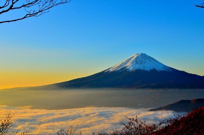 Climb the enormous Mt. Fuji