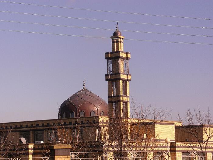Clonskeagh mosque