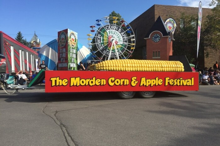 Corn And Apple Festival