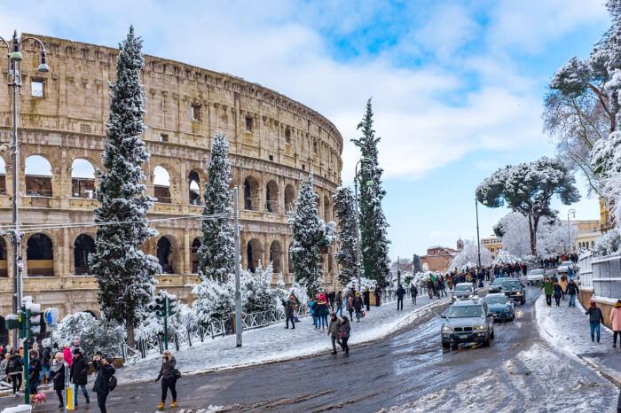Cover Rome In Winterepb0310