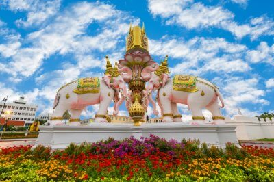Thailand Travel – Land of White Elephant