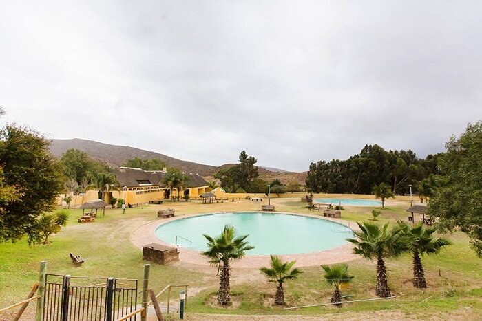 Hot Springs In South Africa
