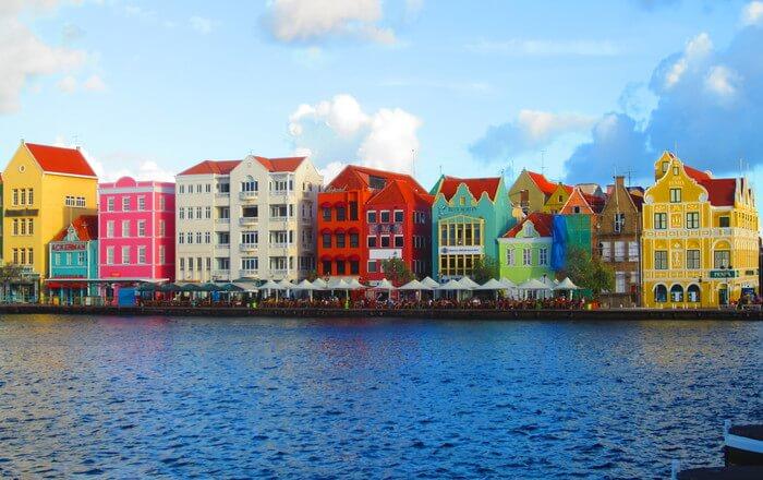 Caribbean Island of Curacao
