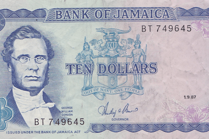 Currency of Jamaica
