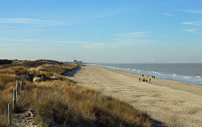 dry Beach