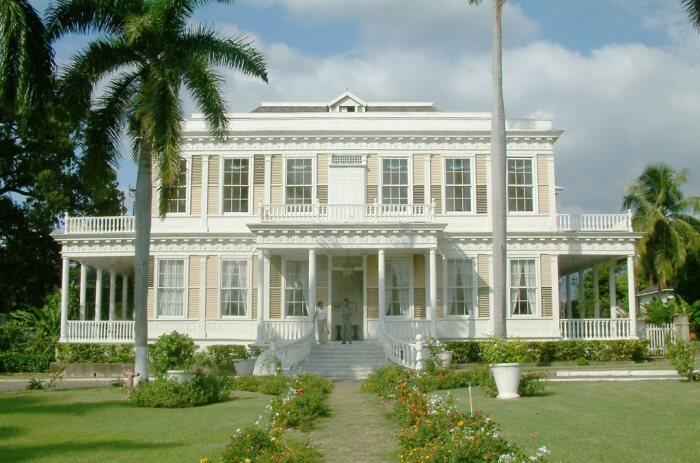 Devon's House in Kingston