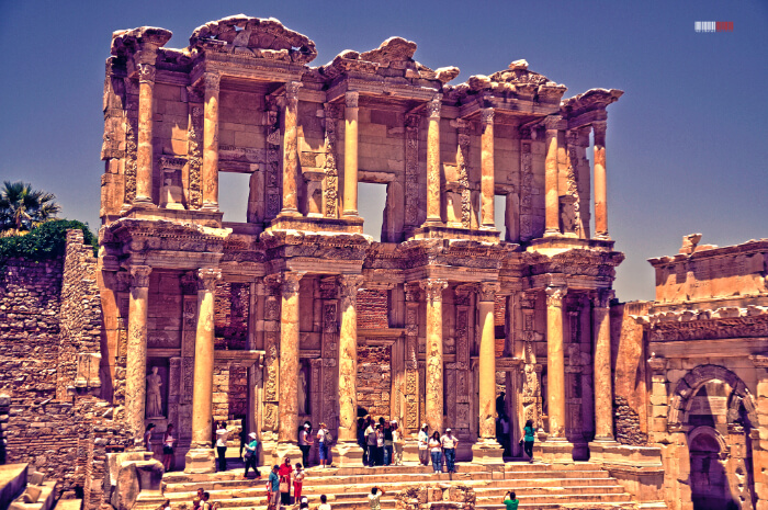 Discover the city of Ephesus