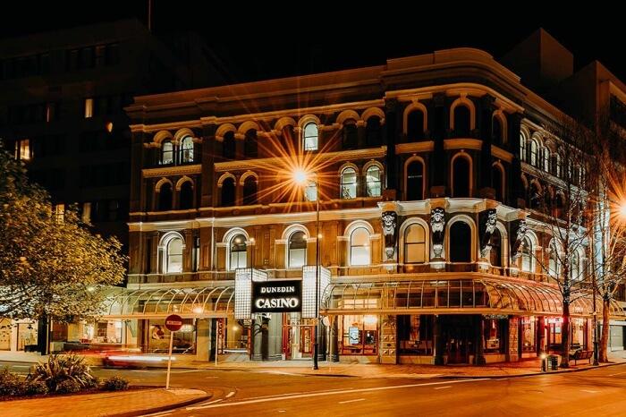 Dunedin's Casino