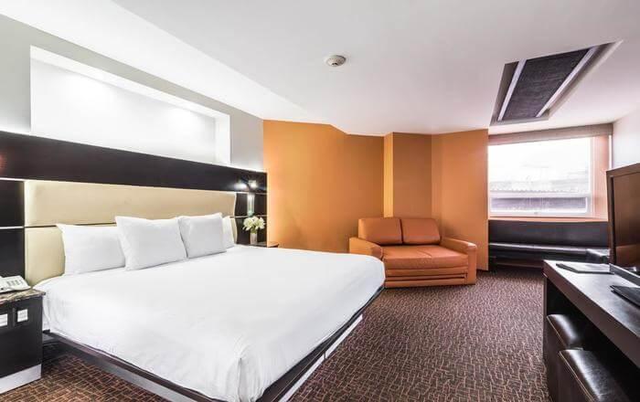Large Luxury rooms