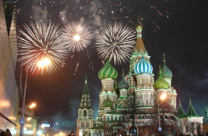 Enjoy The Festive Season Of Moscow