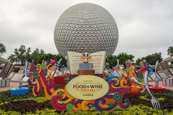 A Taste of the World at the 18th Annual Epcot International Food & Wine Festival