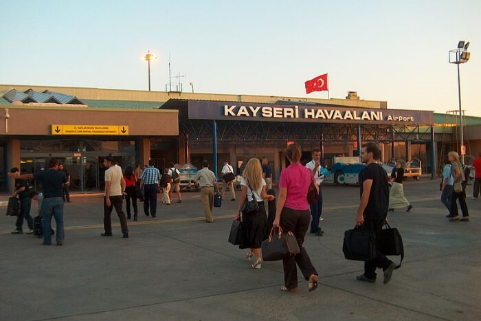 Erkilet International Airport