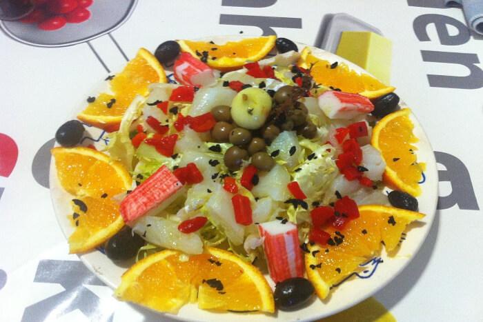 Very delicious dish