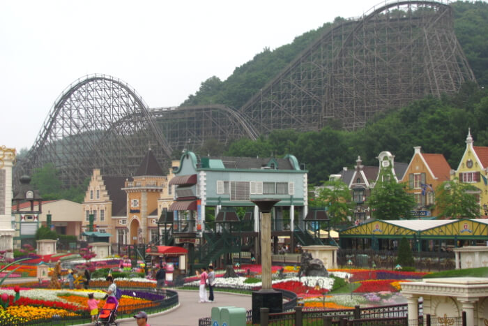 Exciting Theme Parks
