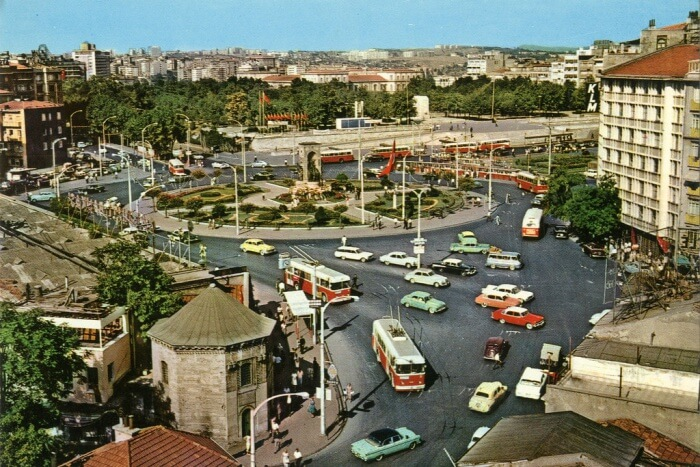 Explore Taksim
