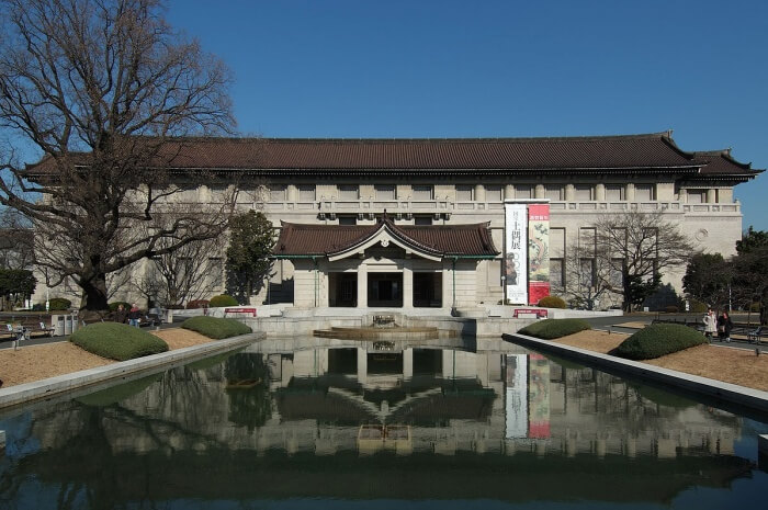 Explore the museums In Tokyo