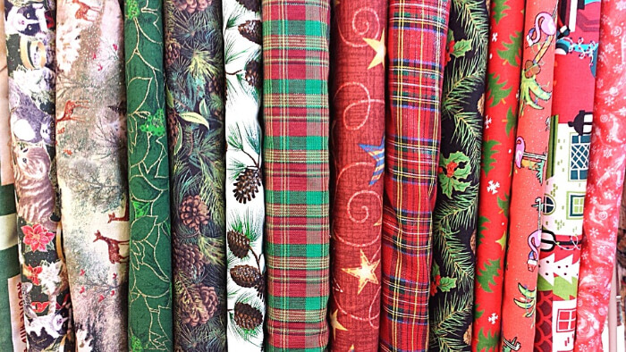 Fabric textiles in Kayseri