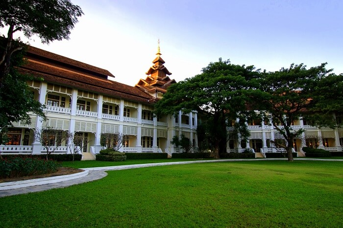 Family Hotels In Chiang Mai Thailand