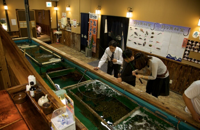 Fishing Restaurant