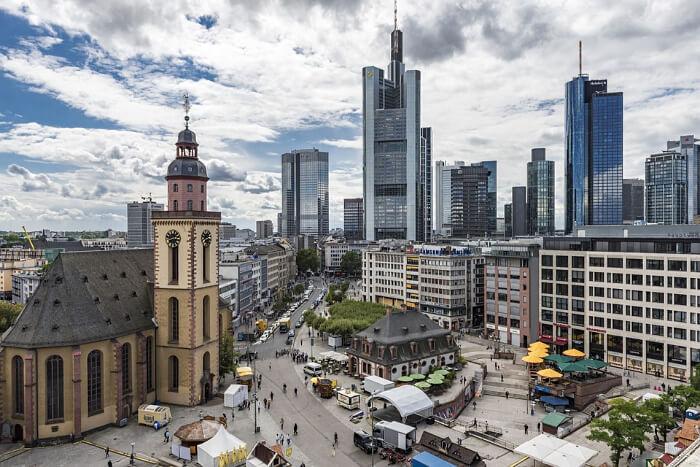 Frankfurt to Zurich
