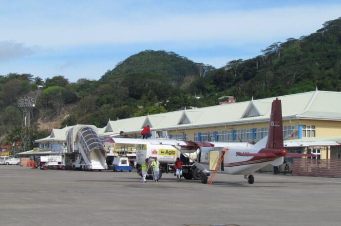 Fregate airport