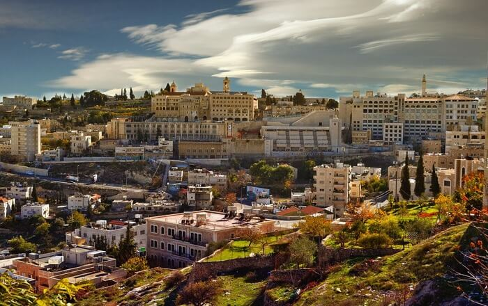 Bethlehem City View