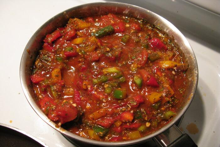 stew-kind of dish