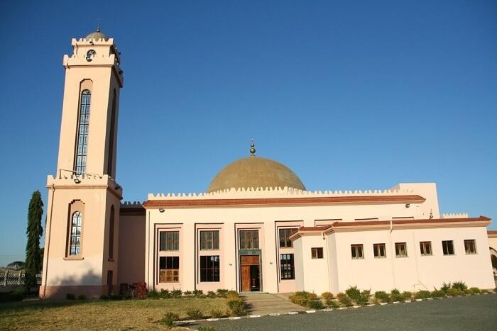 Gaddafi Mosque