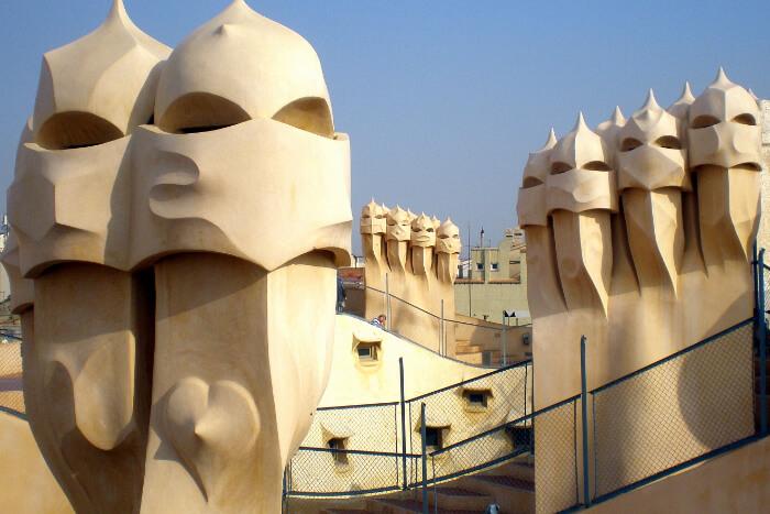 Gaudi's Pedrera