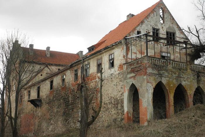 Georgenburg, Kaliningrad