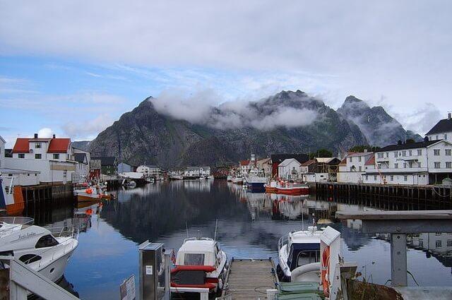 Getting To Lofoten Islands