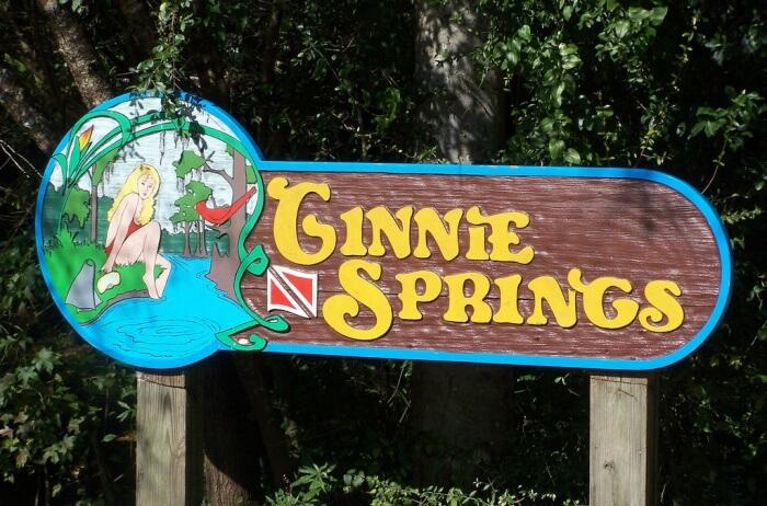Ginnie Springs