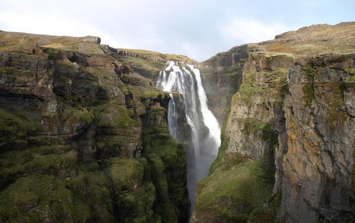 Highest waterfall