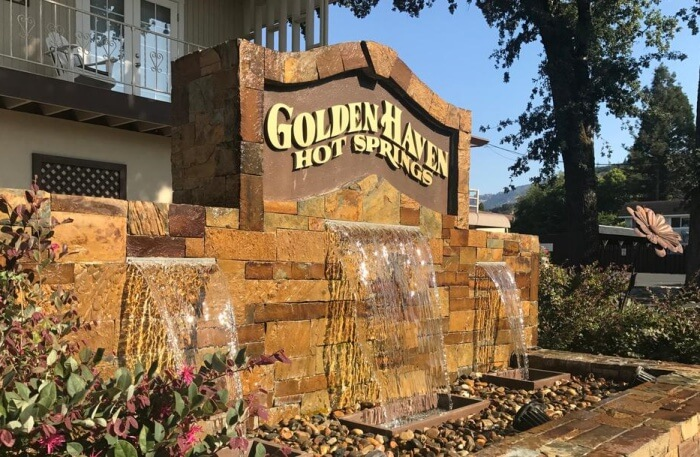 Golden Haven Hot Springs